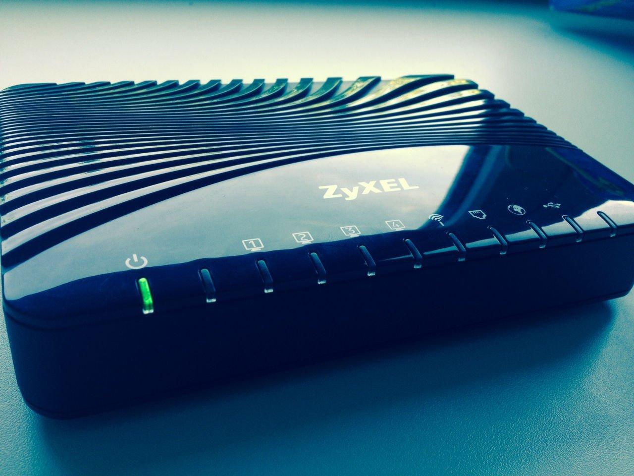 VDSL-Zugang mit ZyXEL VMG1312-B30A Modem und OpnSense Firewall