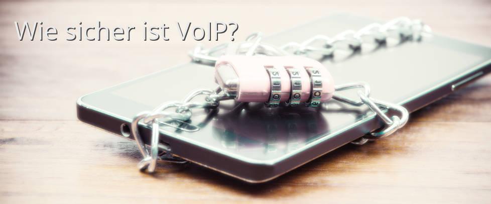 VoIP drängt ins lokale Netzwerk. Die Sicherheitsrisiken müssen professionell abgesichert werden.