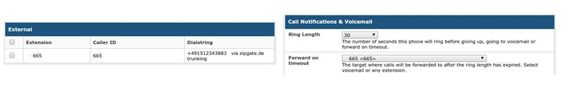 Die Weiterleitung von Anrufen sind mit einer VoIP-Telefonanlage spielend einfach.