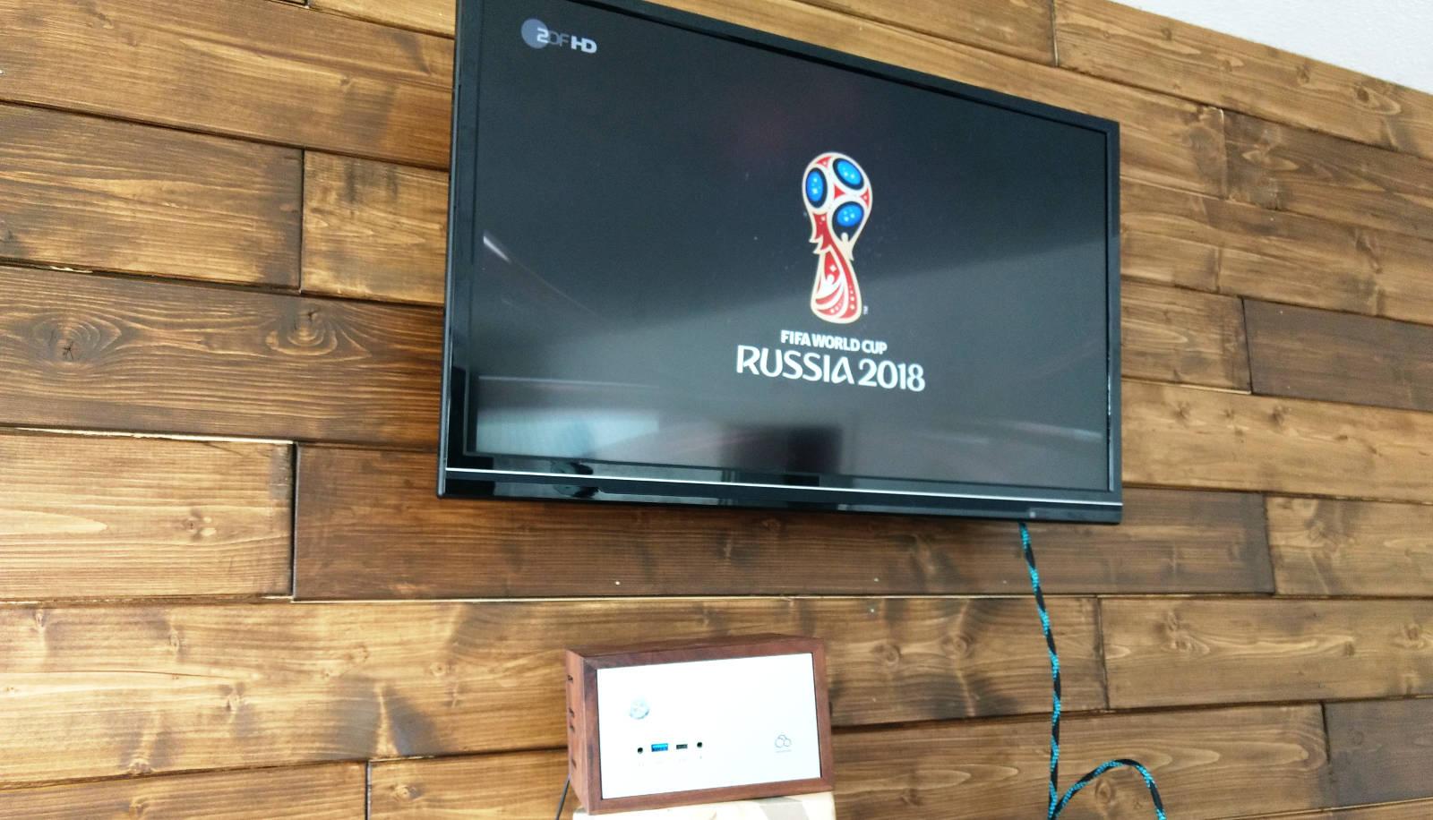 Dank Live-TV mit Kodi auf Homie kein WM-Spiel verpassen