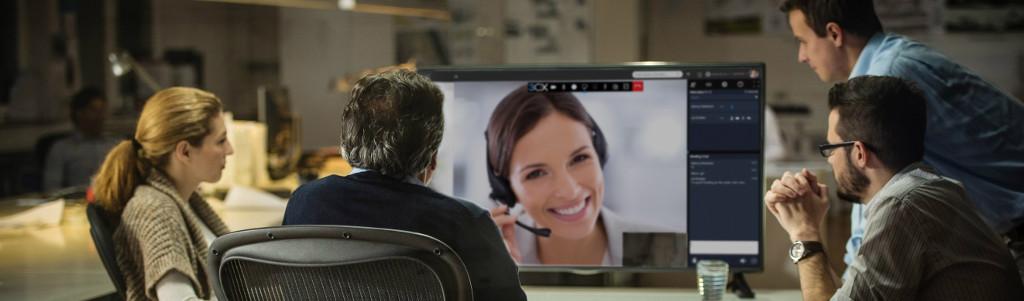 3CX-Videokonferenz